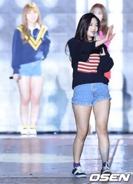 Red Velvet ジョイjoy 8キロ減量。ダイエット前後が衝撃よ!